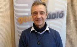Novák László a Gong rádióban